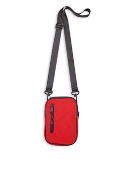Mini Nylon Crossbody Bag - 3126067449132