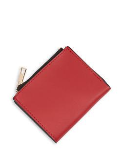 Single Fold Wallet - 3126074392068