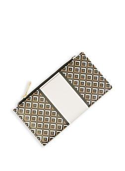 Geometric Snap Wallet - 3126074397893