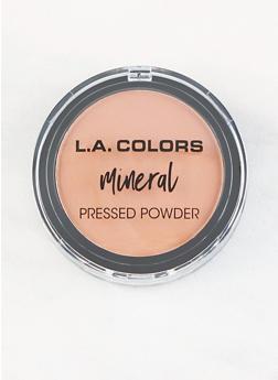 Mocha Mineral Pressed Powder - 3127070322727