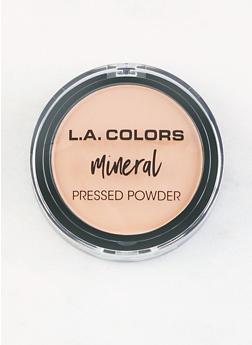 Beige Mineral Pressed Powder - 3127070326699