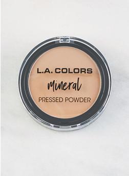 Tan Mineral Pressed Powder - 3127070326969