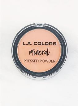 Nude Mineral Pressed Powder - 3127070329595
