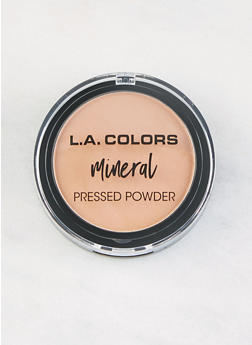 Tan Mineral Pressed Powder - 3127070329696