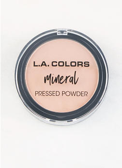 Beige Mineral Pressed Powder - 3127070329966