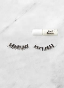 False Eyelash Kit   Black   JGWSP - 3127072026650