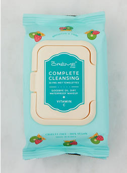Complete Cleansing Vitamin C Towelettes - 3127072503502