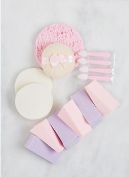 Assorted Makeup Sponge Set - 3127072508003