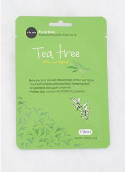 Tea Tree Calm and Refresh Facial Mask - 3127073600008