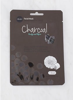 Charcoal Purify and Refine Facial Mask - 3127073600011