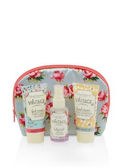 Luxury Washbag Set - 3127075609861