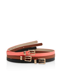 Skinny Belt Trio - 3128075131401