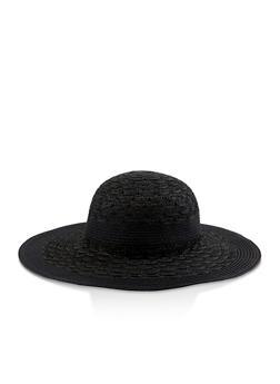 Floppy Straw Hats for Women