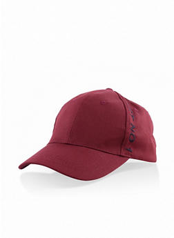 Trust No1 Graphic Embroidered Baseball Cap - 3129074392295