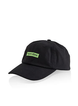 Supervibes Patch Baseball Cap - 3129075476189
