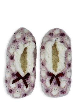 Printed Slippers - 3130055320112