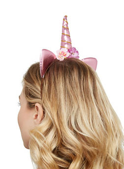 Flower Unicorn Headband - 3131018432050