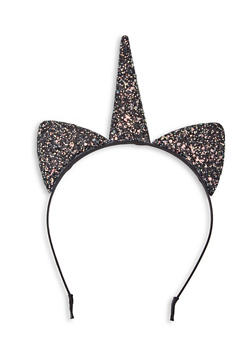 Glitter Unicorn Headband - 3131057690471