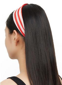 American Flag Headwrap Set - 3131057691684