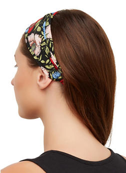 Floral Head Wrap - 3131063091187