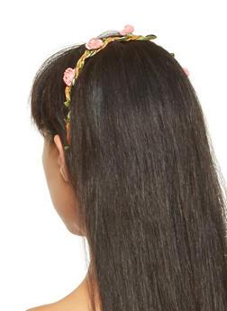 Flower Headband - 3131063092383