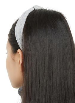 Knotted Headband - 3131074170173