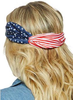 Americana Head Wrap - 3131074171215