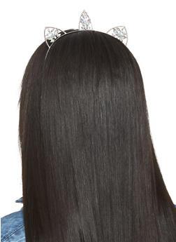 Rhinestone Unicorn Headband - 3131074171301