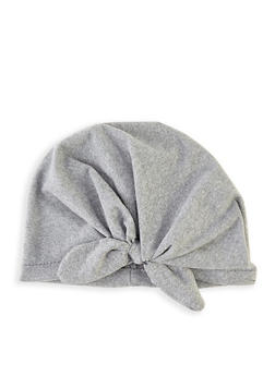 Tie Front Turban Head Wrap | 3131074171339 - 3131074171339