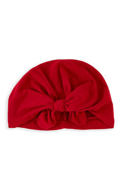 Tie Front Turban Head Wrap   3131074171339 - 3131074171339