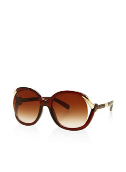Open Side Sunglasses - 3133004263291
