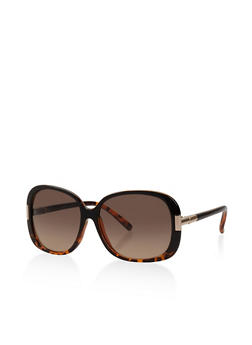 Plastic Square Sunglasses - 3133004265582
