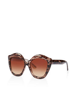 Plastic Lips Sunglasses - 3133056174997