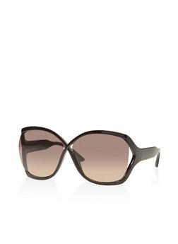 Open Side Sunglasses - 3134004265000