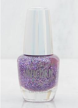 Sparkly Nail Polish - 3136070321133