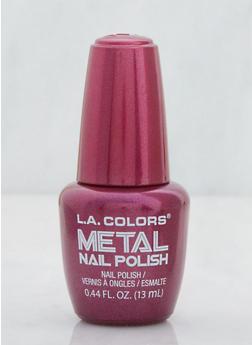Metal Nail Polish - 3136070321166