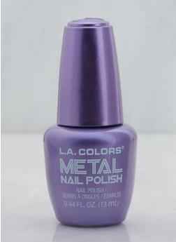 Metal Nail Polish - 3136070321188