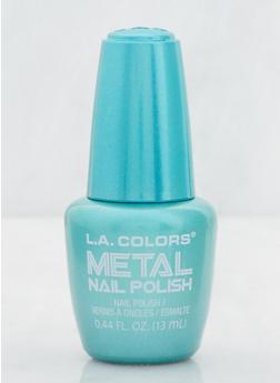 Metal Nail Polish - 3136070321199