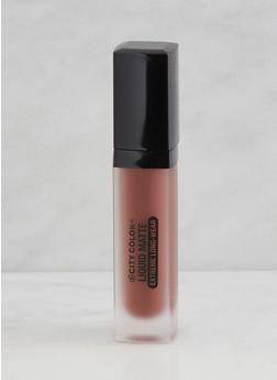 Liquid Matte Lipstick - BROWN - 3137070550052