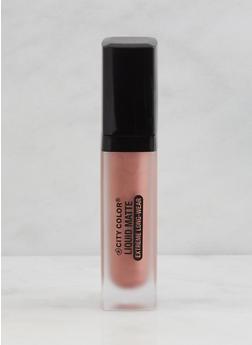 Liquid Matte Lipstick - PINK - 3137070550052