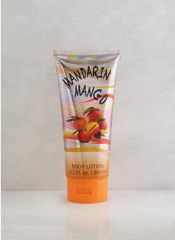 Scented Body Lotion - PEACH - 3139072607260