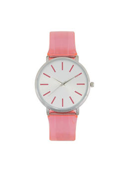 Jelly Strap Watch - 3140007008901