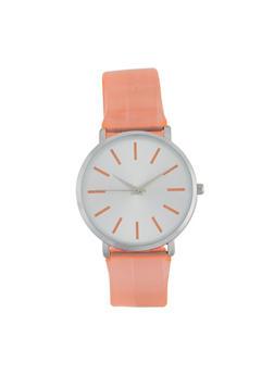 Jelly Strap Watch - 3140007008901