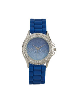Ombre Glitter Face Watch - 3140048995959