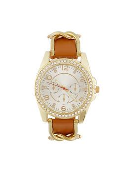 Chain Link Detail Watch - 3140071431157