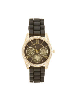Rhinestone Bezel Watch | 3140071431192 - 3140071431192