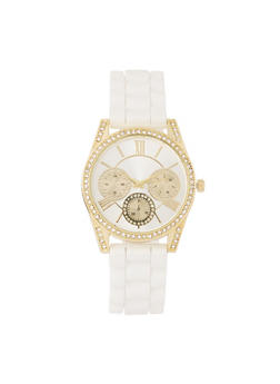 Rhinestone Bezel Watch | 3140071431192 - 3140071431192