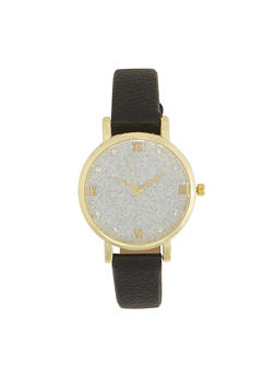 Glitter Face Watch - 3140071431424