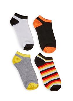 4 Pack Ankle Socks | 3143041458919 - 3143041458919