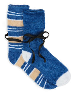 2 Pack Cozy Socks - 3148041452075